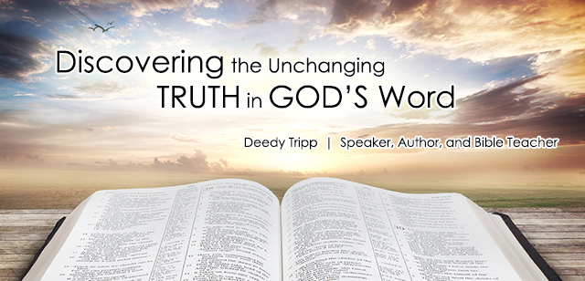 Uncovering the Unchanging Truth in God's Word